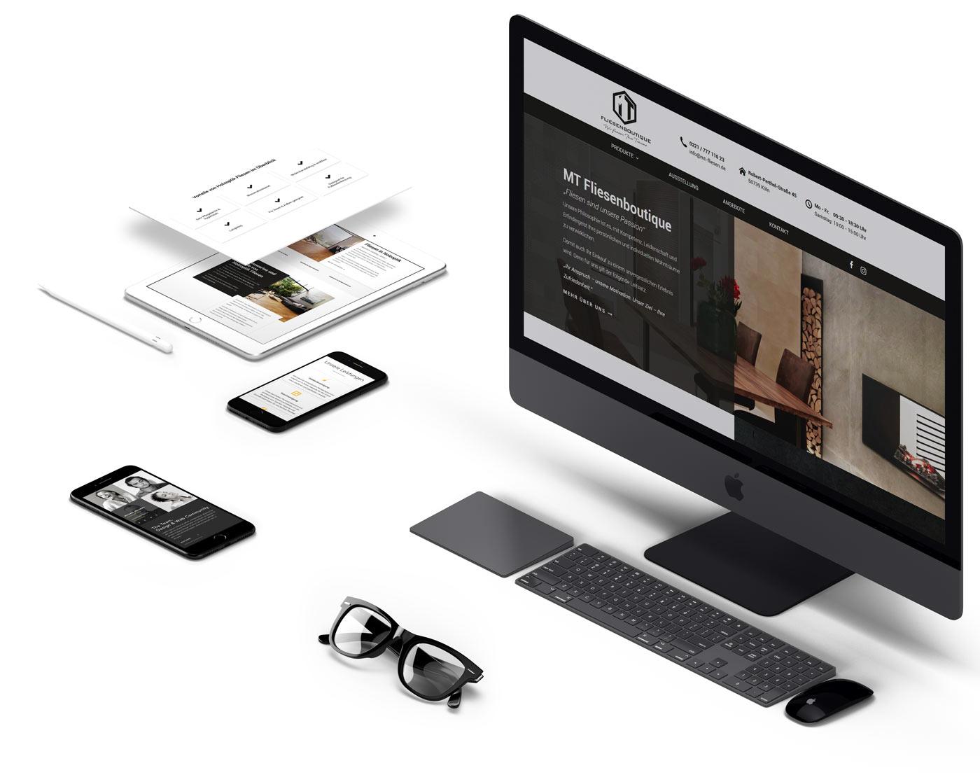 Webdesign Referenzen und Projekte von pixelweit